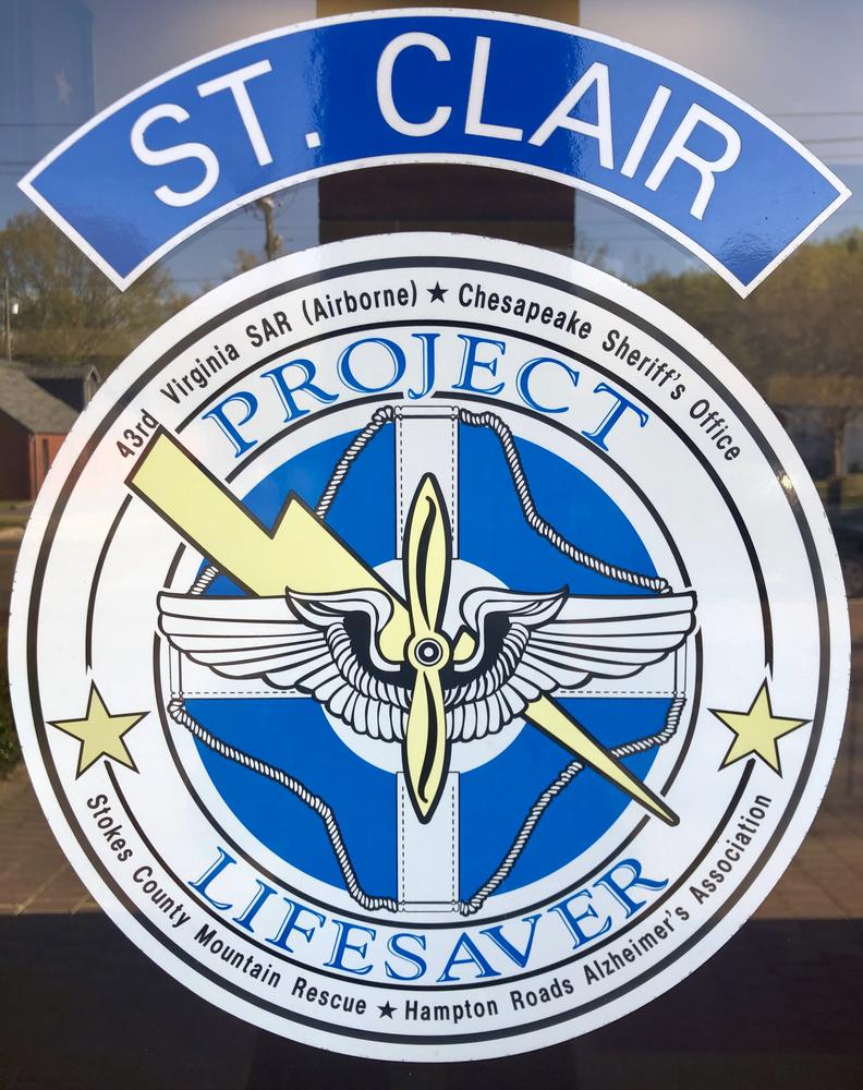 Project Lifesaver St. Clair