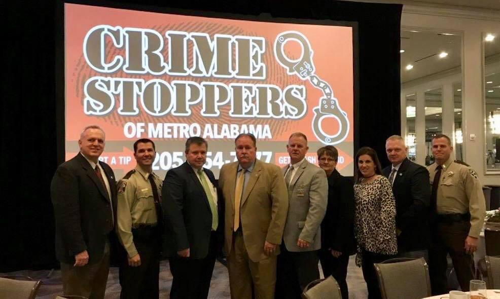 Crimestoppers Luncheon Hoover, AL