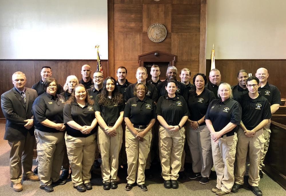 St. Clair County Jail Staff