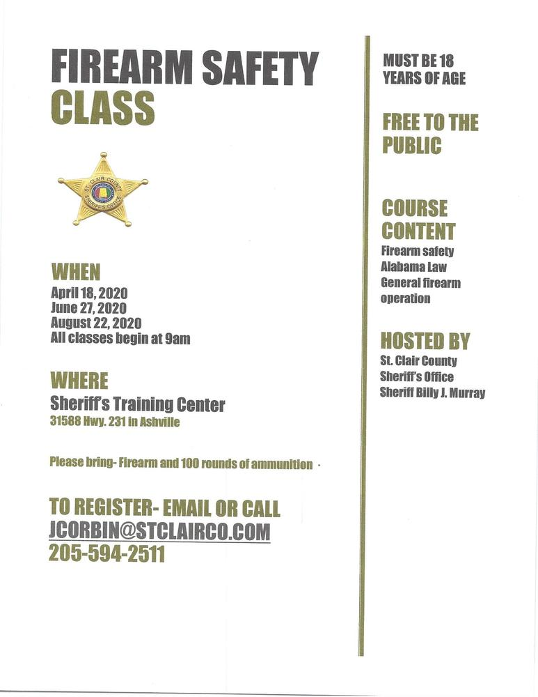 FIREARMS SAFETY COURSE FLYER 2020.jpg