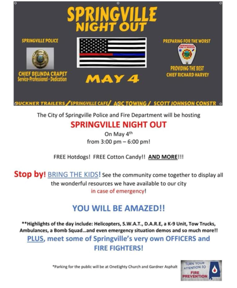 Springville Night Out Flyer  (3)